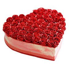 cake photos heart shape floral 1kg cake floragalaxy