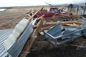 Tom Barn Berthoud Pole Barn Destroyed By High Winds