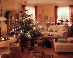 wohnzimmer weihnachtlich dekorieren weihnachtsdeko wohnzimmer 2003 my castle zimmerschau