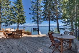 lakefront vacation rentals in lake tahoe tahoe getaways tahoe