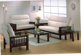 Living Room Furniture Collection Wooden Sofa With Cushion Model Max Fbx Ideas Beautiful
