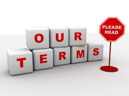 terms of use terms office of francine d ward