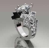 custom wedding rings custom designed rings made to your specifications custom made