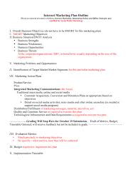 marketing plan template download free documents for pdf word
