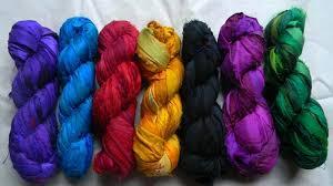 sari silk ribbon sari silk ribbons manufacturer sari silk ribbons exporter