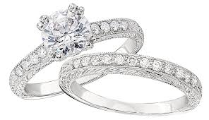 wedding ring settings pros and cons antique ring settings vs vintage inspired