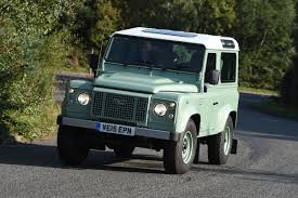 land rover series 3 4 door land rover defender heritage edition review auto express