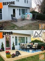 Best  Simple Backyard Ideas Ideas That You Will Like On - Simple backyard patio designs