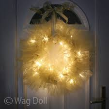 twinkle tulle christmas wreath tutorial wreaths fairy and tutorials