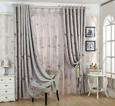 myru british style shade cloth curtain cartoon knight curtains