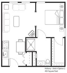 capricious 400 square foot studio floor plan 11 sq ft apartment