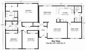 split level floor plan tri level floor plans new split level house plans at eplans home