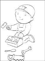 construction tools coloring pages coloring page bob the builder with tools coloring pages