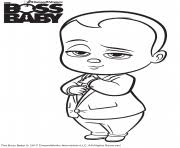 boss baby 2 coloring pages printable