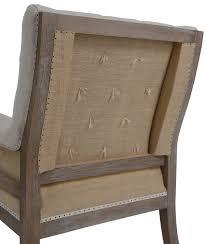 bridget accent chair cream value city furniture and mattresses