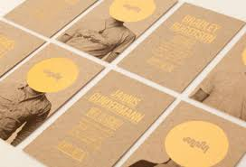 Recycle Paper Business Cards 15 Beautiful Printed Designs For Your Inspiration Designer Daily