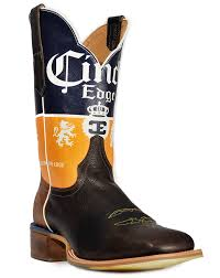 womens brown cowboy boots size 11 cinch edge s 11 cerveza square toe boots brown
