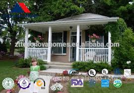 Prefab Backyard Cottage Econova Low Cost Prefabricated Container House Small Backyard