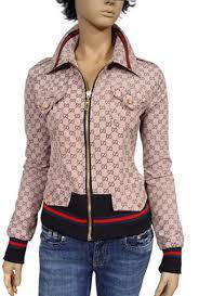 designer clothes gucci ladies zip jacket 43