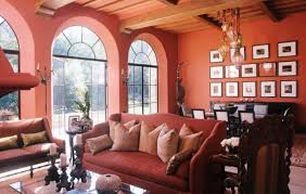 themed living room ideas mexican inspired living room design ideas