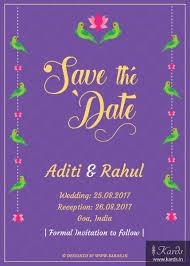 wedding invitation e card vibrant parrot invitation design online kards wedding card