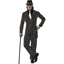 90 halloween costumes bone pin stripe suit halloween costume walmart com