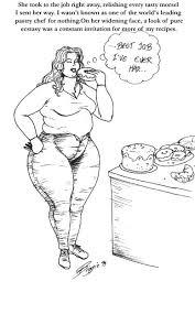 weight gain story 2 by bigggie on deviantart