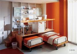 Small Room Storage Ideas Comfortable by Storage Ideas For Small Bedroom No Closet Simple Black Laminated