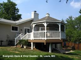 Decks With Attached Gazebos by Preventing Deck Failures Outdoor Living Inc