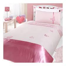 butterfly girls bedding children u0027s butterflies duvet cover and pillowcase set