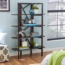Small Open Bookcase Home Design 81 Surprising Open Bookcase Room Dividers