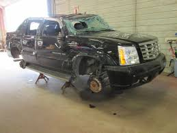 used 2005 cadillac escalade ext rear quarter panel assembly