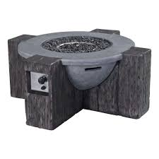 Firepit Reviews Zuo Hades Pit In Gray 100414 The Home Depot