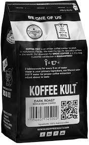 amazon com koffee kult dark roast coffee beans highest quality