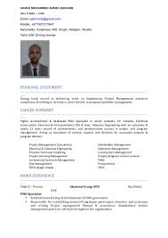 Achievement Examples For Resume by 100 Pmo Resume Director Pmo Resume Business Banker Sample