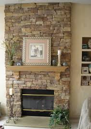 faux stone fireplace mantels awesome we donut have a fireplace