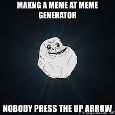Photo Meme Maker - forever alone meme generator