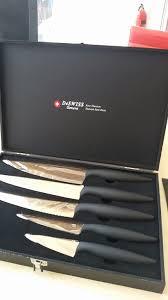 used deswiss rose titanium knives in sw6 london for 40 00 u2013 shpock
