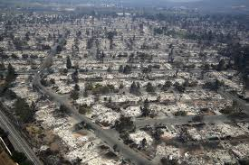 California Wildfires Burn Cars by Photos Of Northern California Wildfire Devastation Curbed Sf