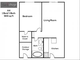1 bed 1 bath apartment in tucson az zona village zona