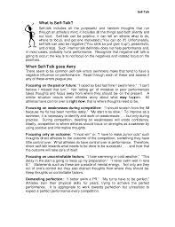 self talk worksheet free worksheets library download and print