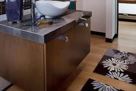 Bathroom Vanity For Vessel Sink Custom Bathroom Cabinets Curved Face Sinks Two Level Vessel Sinks