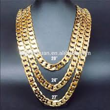 aliexpress buy fashion big size 18k gold plated men gold chains dubai gold chains dubai suppliers and manufacturers