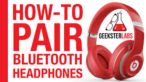 beats by dre black friday how to pair sync bluetooth headphones beats by dre on iphone