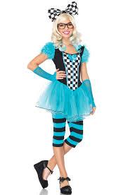Alice Wonderland Costume Halloween Hipster Alice Teen Costume Halloween Costumes Halloween Hipster