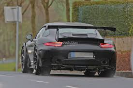 porsche 911 olive green 2018 porsche 911 gt3 rs spied has 4 2l engine 911 r like rear
