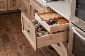 schuler cabinets two drawer base cabinet with hidden storage