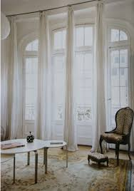 High Ceiling Curtains by Long White Curtains Archives Living Room Ideas Pinterest