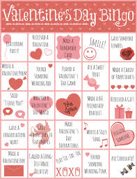 valentines bingo printable s day bingo allfreekidscrafts