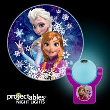automatic led night light projectables disney frozen automatic led night light 13340 the